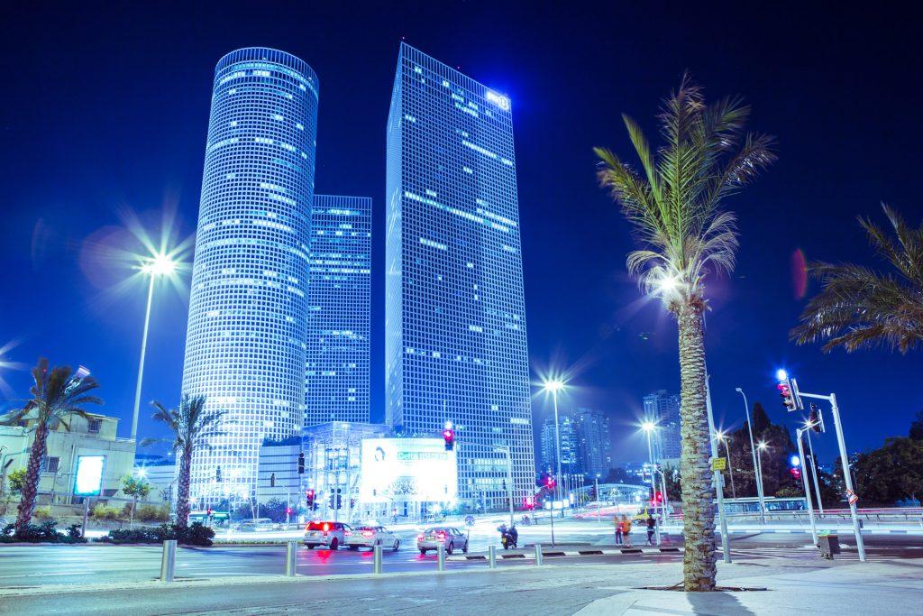 Блокчейн конференция в Тель-Авиве 17 июня 2018 года
