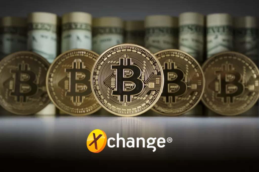 Обменник криптовалют XCHANGE.CASH