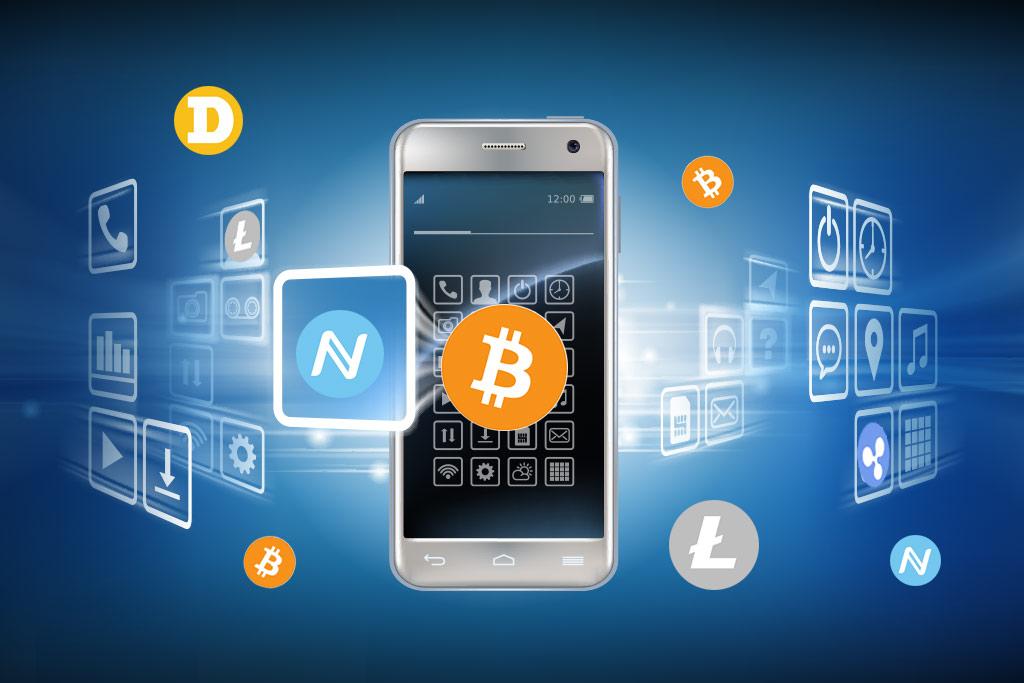 Обмен цифровых денег на бирже криптовалют