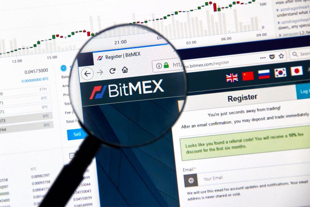 Новости о бирже криптовалют BitMEX