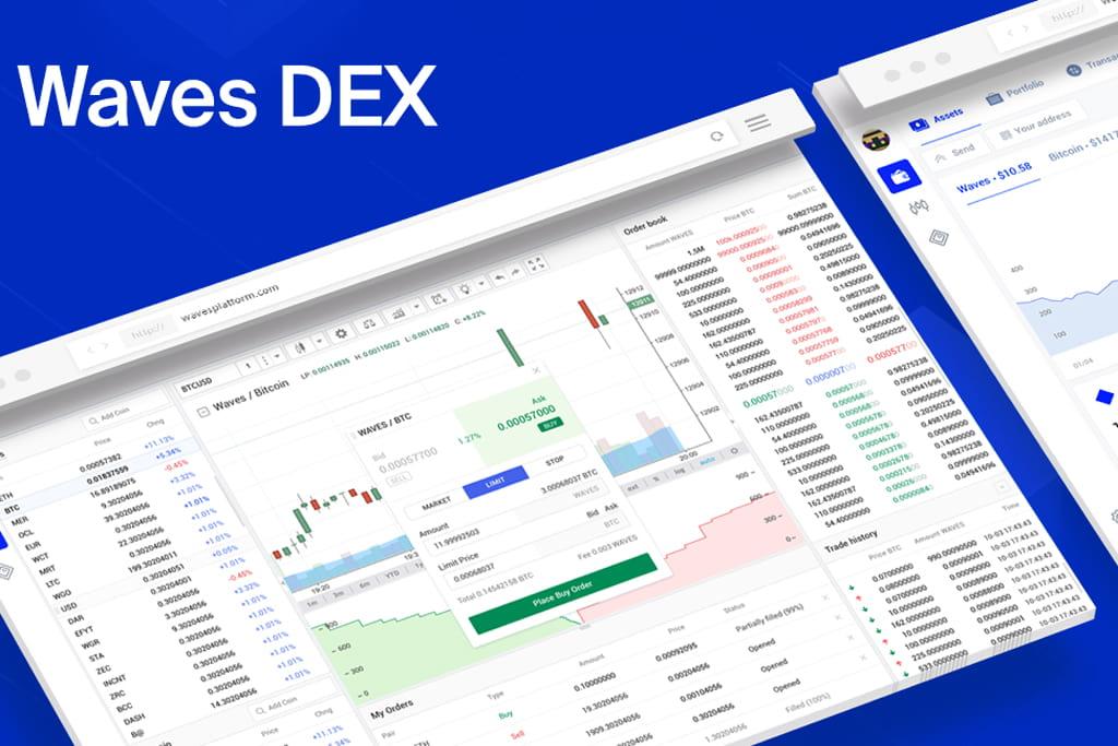Новости о бирже криптовалют DEX