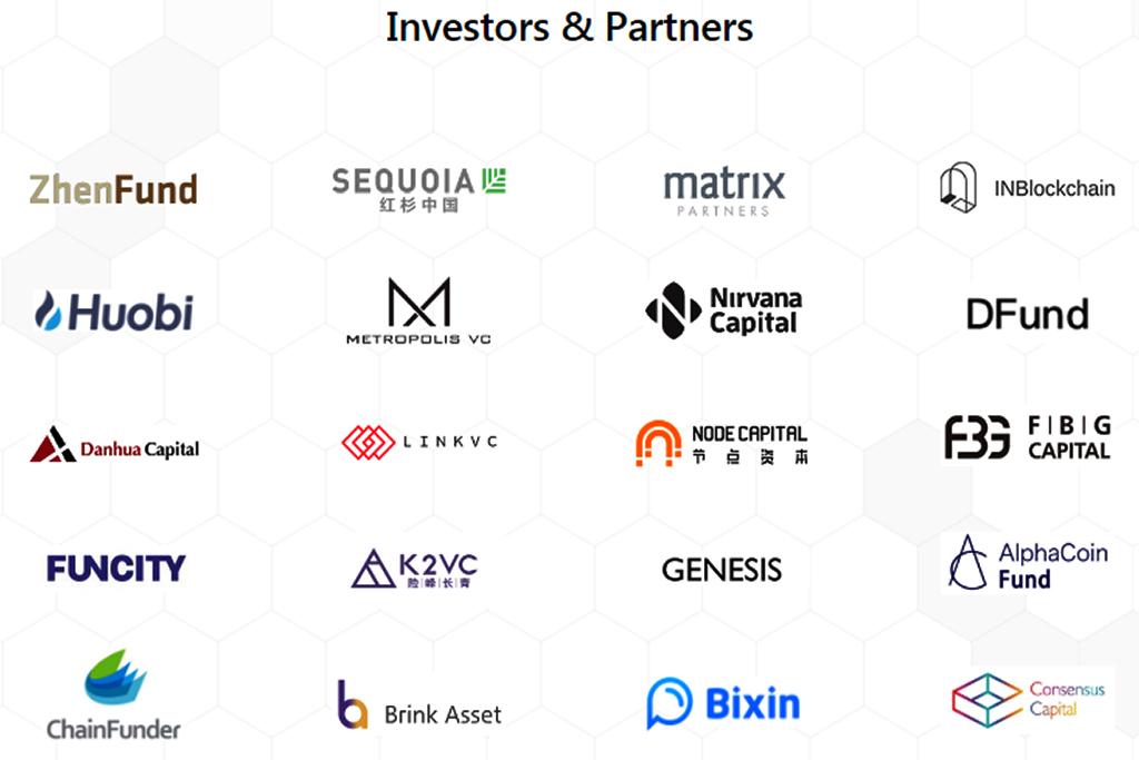 Партнеры новой криптовалюты IOST