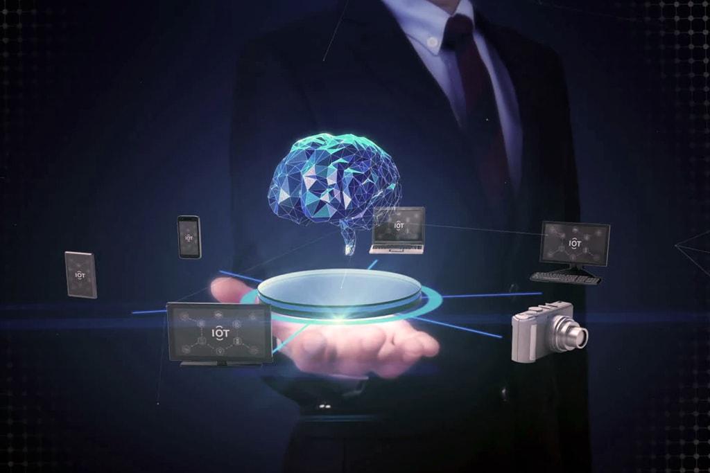 Технология блокчейн в интернете вещей