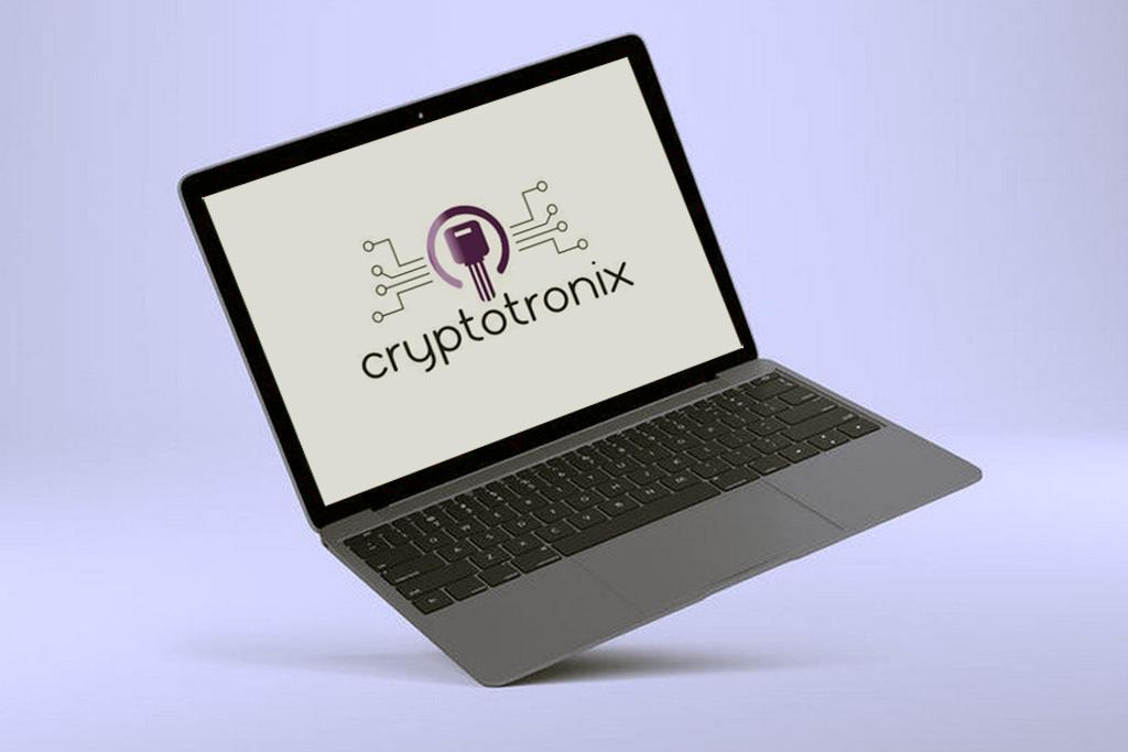 Технология блокчейн в проекте Cryptotronix