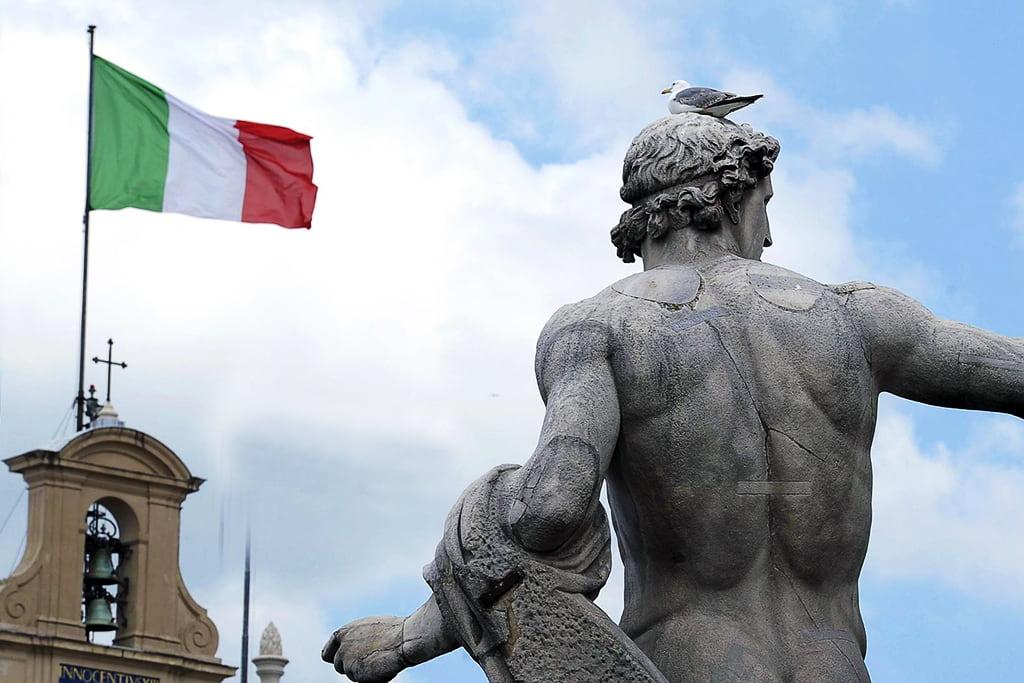 В Италии занимаются регулированием криптовалюты