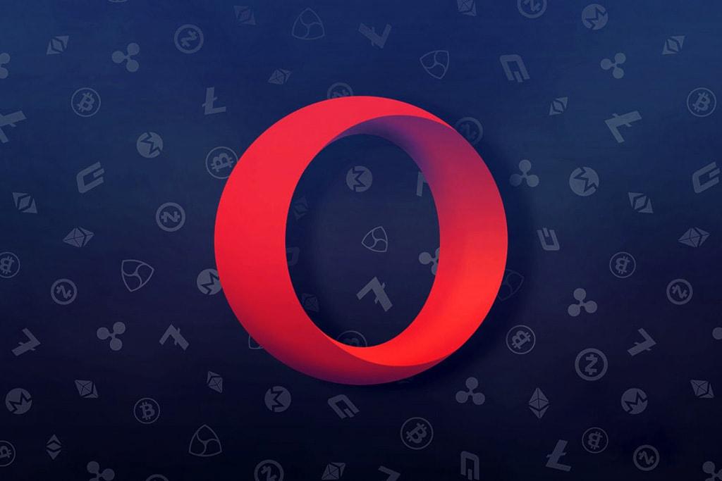 Новости криптовалют о кошельке от Opera