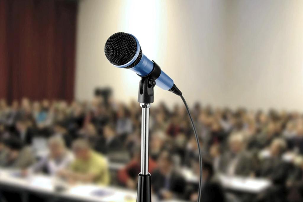 Конференция посвященная технологии блокчейн