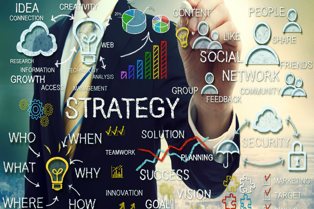 Стратегия продвижения ICO-проектов
