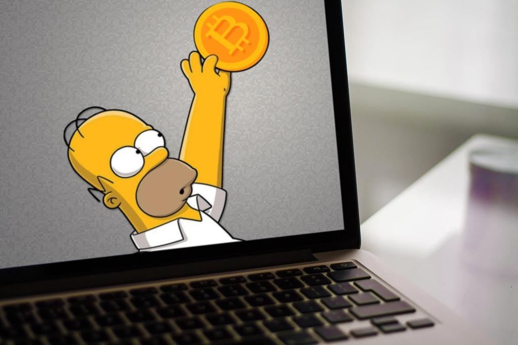 «Симпсоны» показали эпизод о криптовалютах и блокчейне