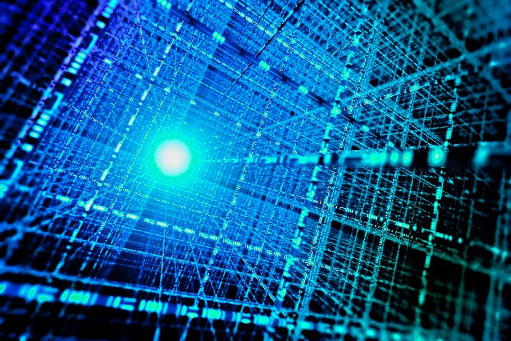 Технология блокчейн и проект Kelvin