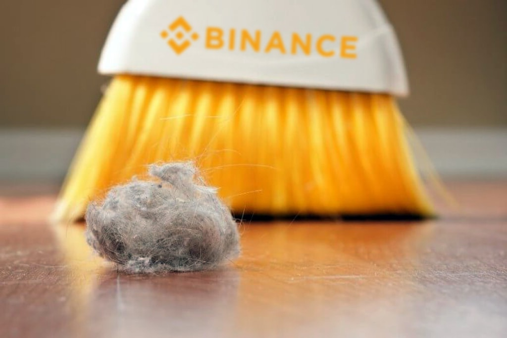 Новости о «криптопылесосе» от биржи криптовалют Binance