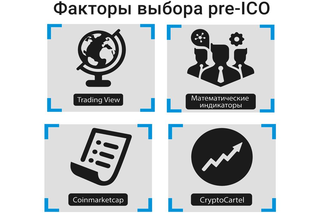 Участие в pre-ICO
