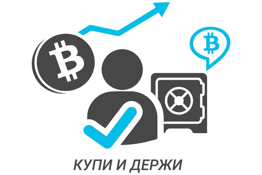 Трейдинг криптовалют на росте цены