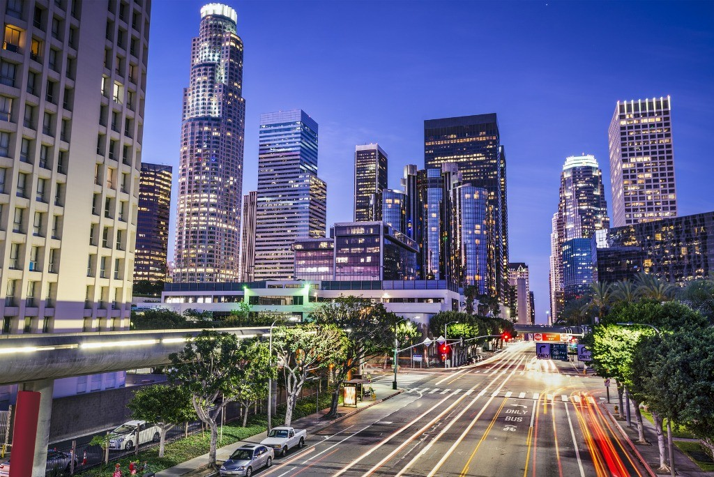 Блокчейн конференция в Лос-Анджелесе 12 сентября 2018 года