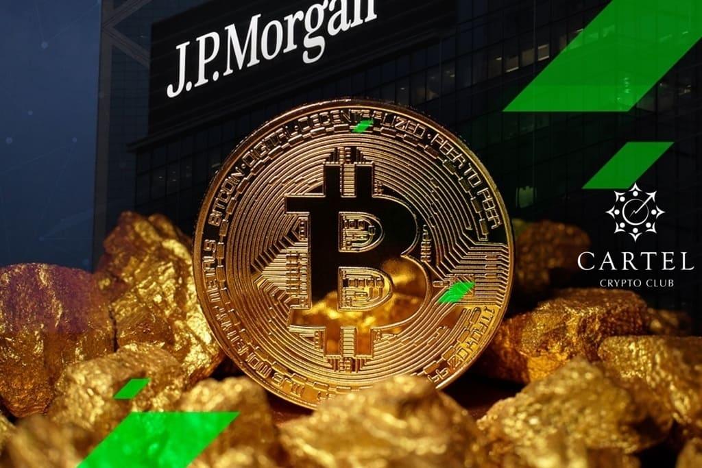 Новости криптовалют: мнение аналитиков JP Morgan про биткоин
