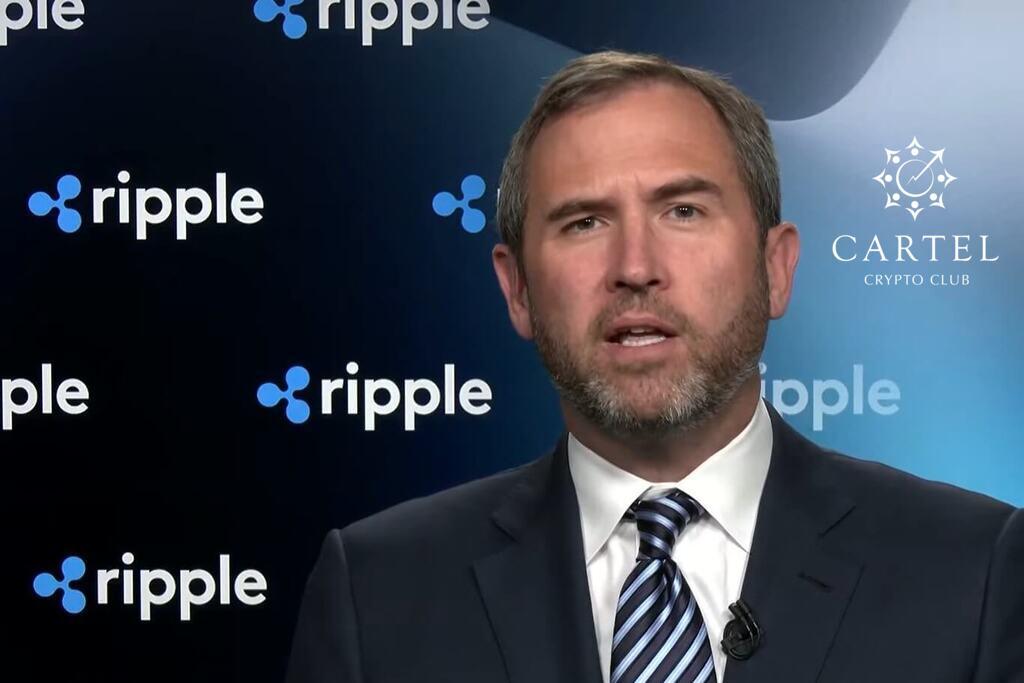 Регулирование криптовалют: что об этом думает гендиректор Ripple,Брэд Гарлингхаус