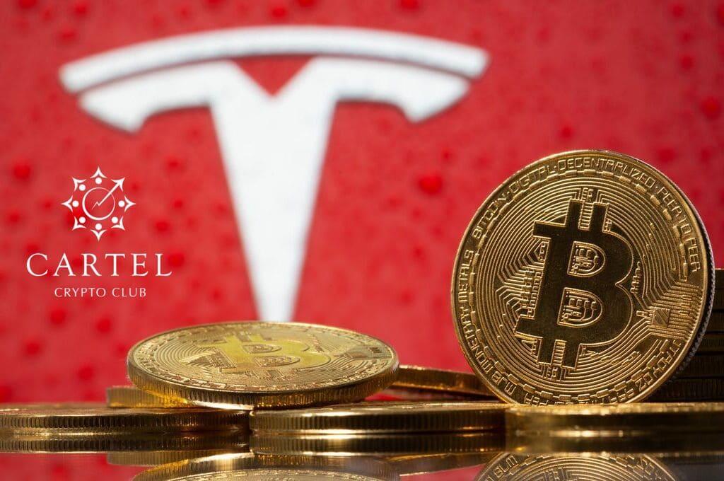 Новости криптовалют о компании Tesla