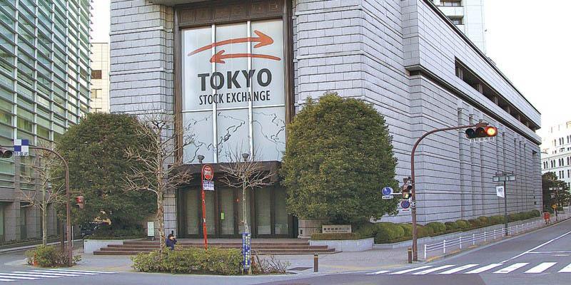 Криптовалютный рынок: Токийская фондовая биржа