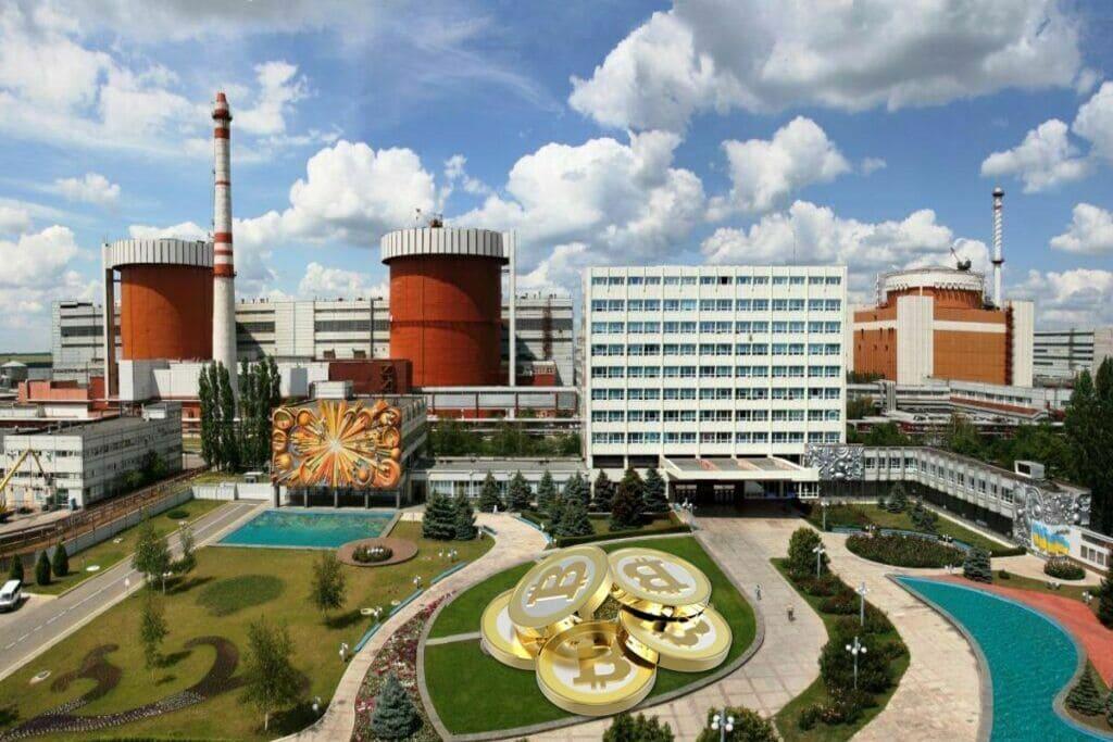Новости криптовалют о майнинге на Южно-Украинской AЭC