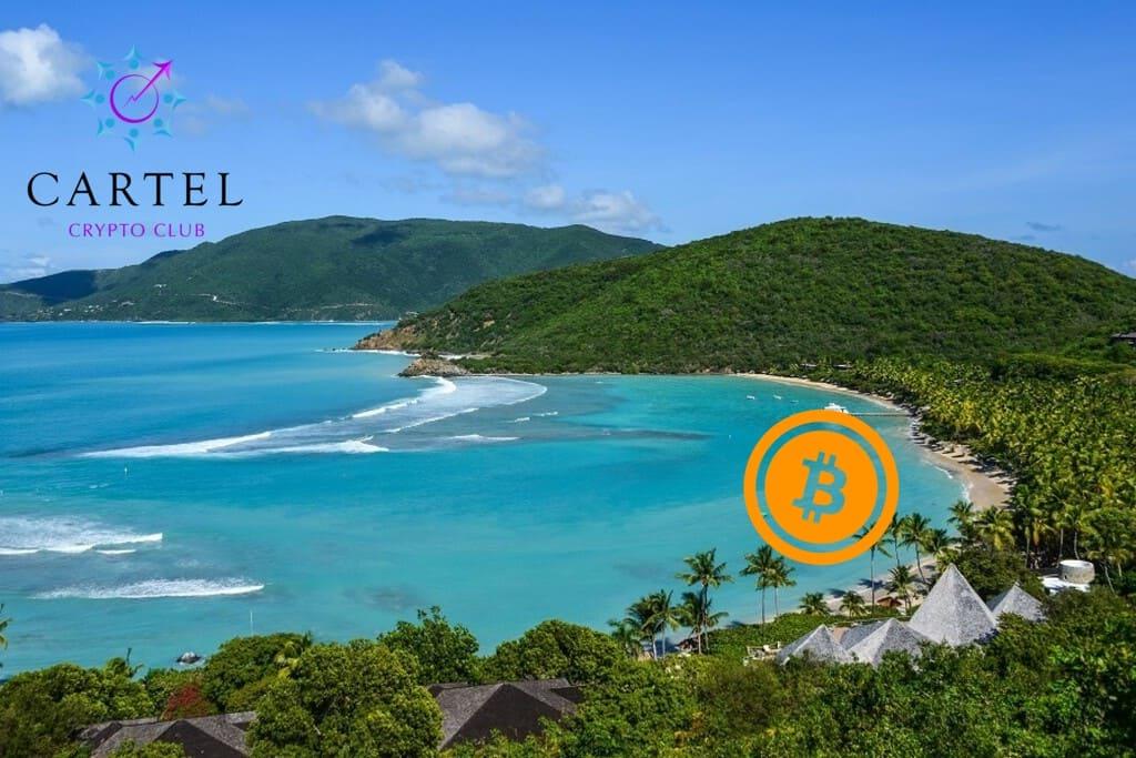 Новости криптовалют о Британских Виргинских островах