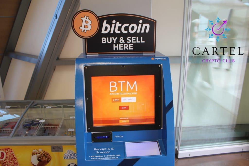 Новости криптовалют о краже из биткоин-автомата