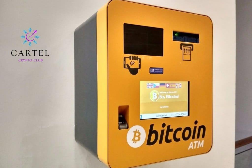 Новости криптовалют о количестве биткоин-банкоматов