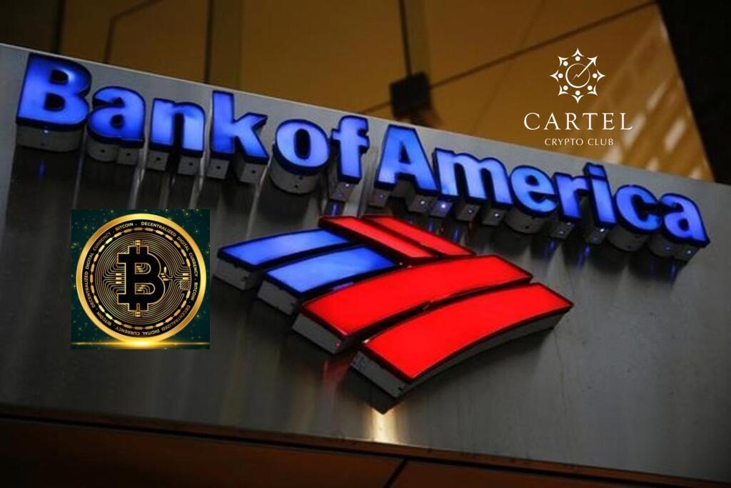 Перспективы криптовалют: отчет Bank of America