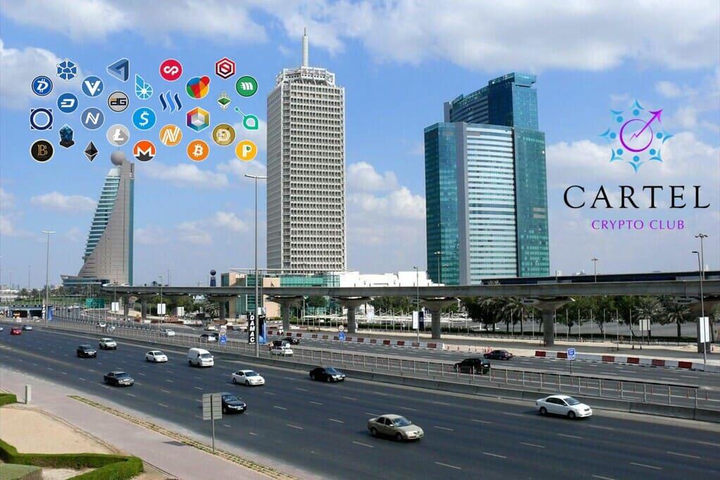 Новости криптовалют о заключенном соглашении в Дубае