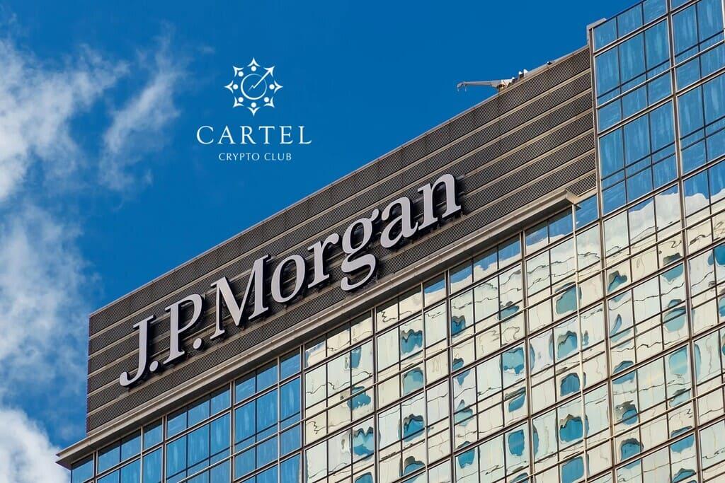 Новости криптовалют о компании JP Morgan