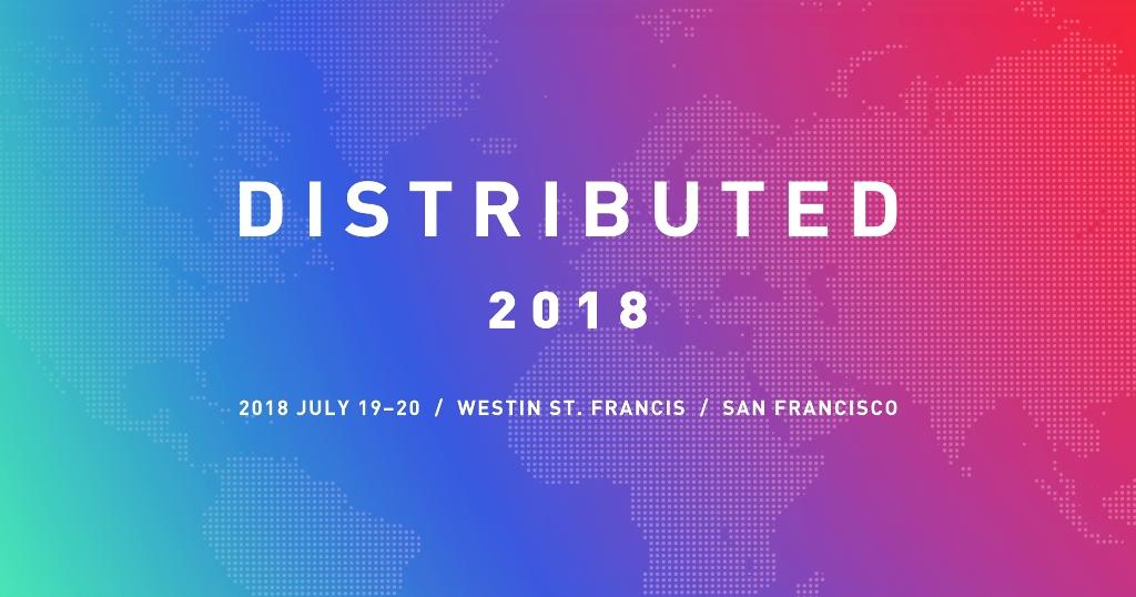 Блокчейн конференция в Сан-Франциско 19 июля 2018 года