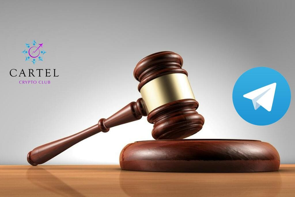 ICO Telegram: новое решение суда по компании