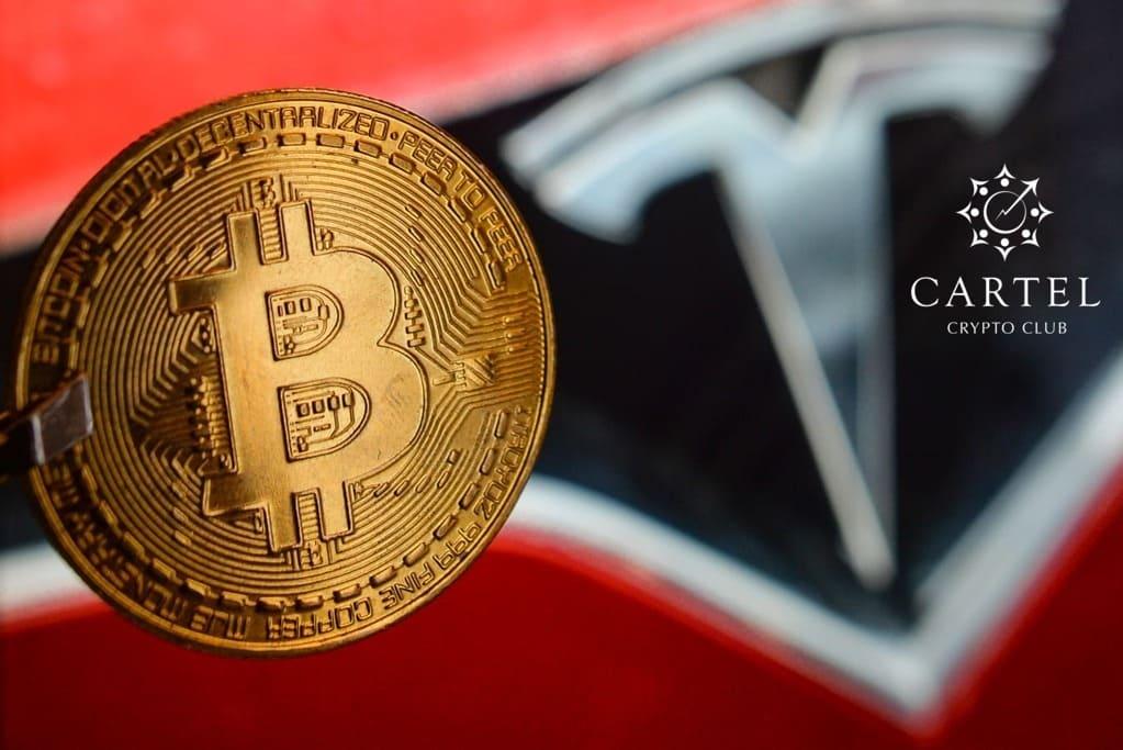 Новости криптовалют о Tesla и биткоинах