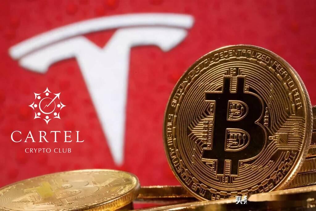 Новости криптовалют о владении биткоинами компанией Tesla
