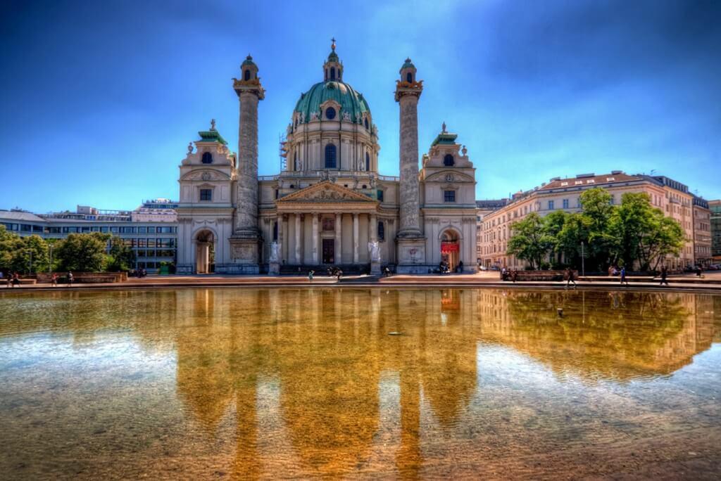 Блокчейн конференция в Вене 17 августа