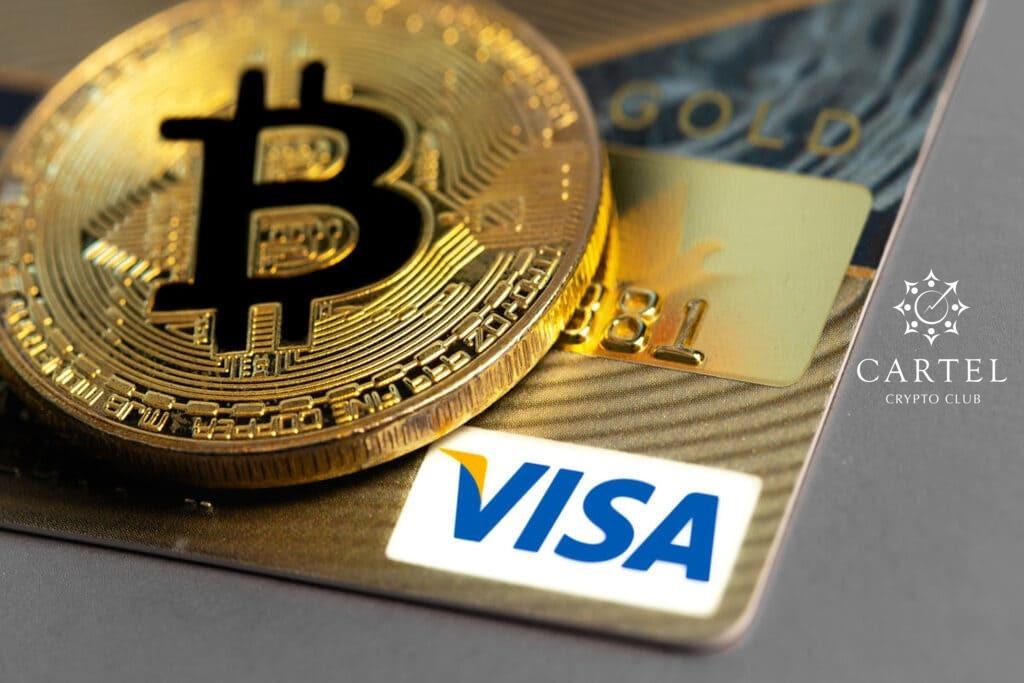 Новости криптовалют о доходе платежного гиганта Visa