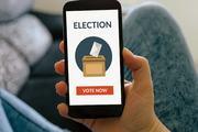 Использование технологии блокчейн на выборах в сенат