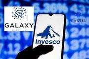 Новости криптовалют о партнерстве Invesco Ltd. и Galaxy Digital Holding