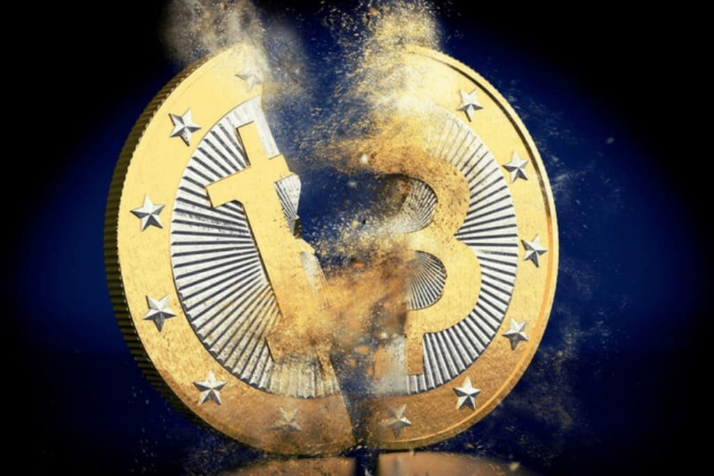 Новости криптовалют о расколе биткоина