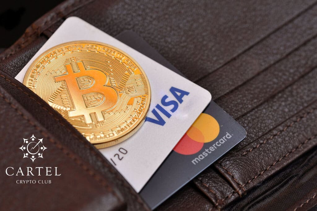Новости криптовалют о кешбэке от Mastercard