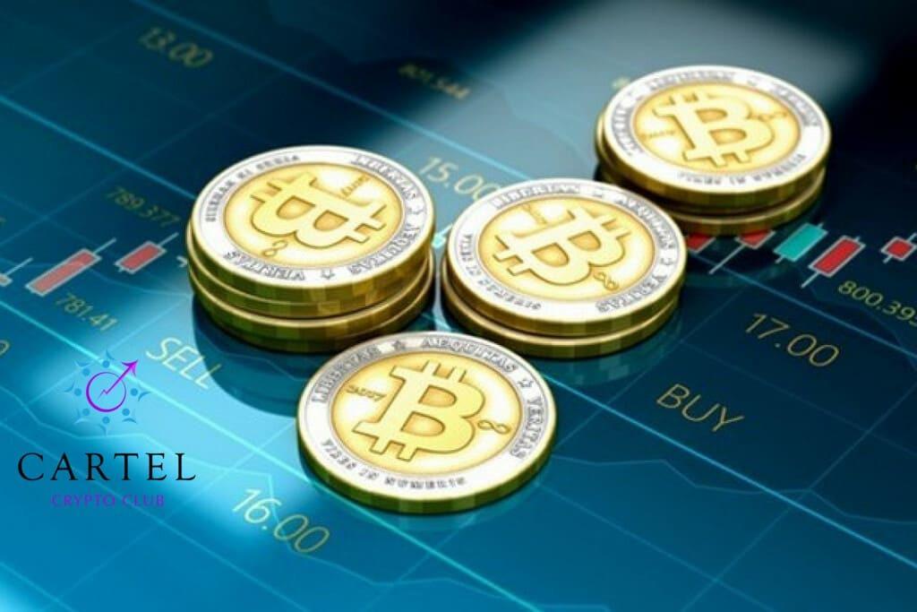 Новости криптовалют о фигуре «золотой крест» на графике биткоина