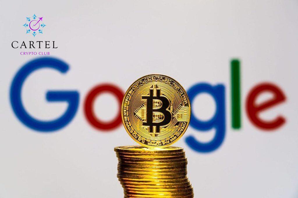 Новости криптовалют о рекламе криптовалюты на Google