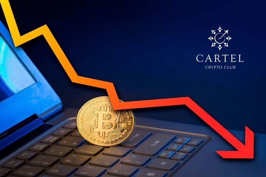 Новости криптовалют о резком падении биткоина