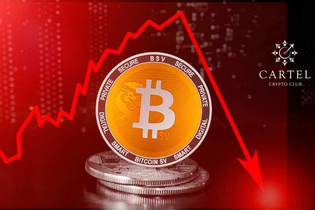 Новости криптовалют об обвале биткоина