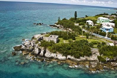Бермудские острова используют технологию блокчейн