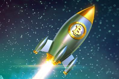 Новости криптовалют о росте цены на биткоин