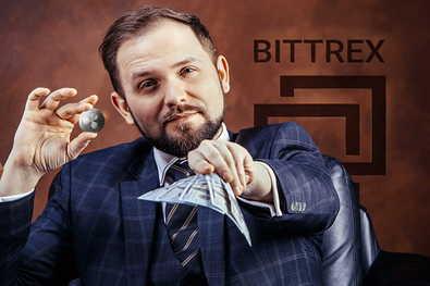 Новости о бирже криптовалют Bittrex и продаже монет