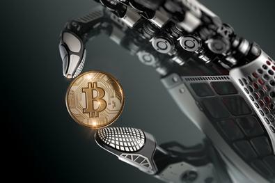 Автоматизированная торговля криптовалютой на бирже