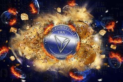 Новости криптовалют о Дне независимости TRON