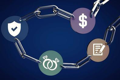 Новости о популярности технологии блокчейн