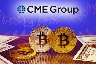 Новости криптовалют о бирже CME Group
